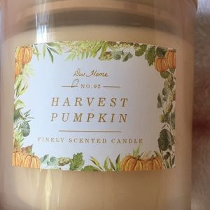 dwhome Accents - Harvest Pumpkin Finely Scented Candle DWHome NWT